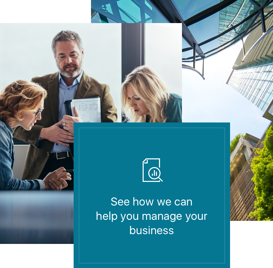 See how we can manage your business